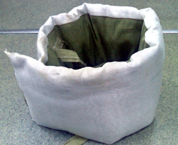 Термоизолирующий пояс для защиты изоляционного покрытия труб (ТП)