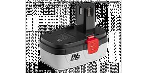 Батарея ЗУБР аккумуляторная для шуруповертов, 2,0 А/ч, 18.0 В