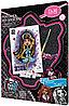 """D&M Роспись по холсту и украшение пайетками """"Клео"""" """"Лагуна"""" Monster High 18 х 24 см"""