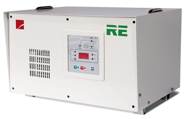 """Однофазные электронные стабилизаторы серии """"RE"""" (220В, 230В, 240В)"""