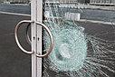 Укрепление стекол ударопрочной (защитной) пленкой, фото 2