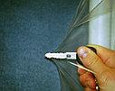 Защитная пленка под дверные ручки, 4 штуки, фото 4