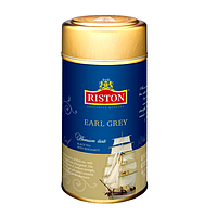 Чай черный Riston Earl Grey с бергамотом 200гр.
