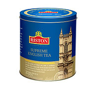 Чай Riston Supreme English  высший английский черный 300гр.