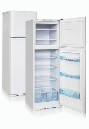 Холодильник двухкамерный Бирюса-139 (1800*600*625 мм) белый