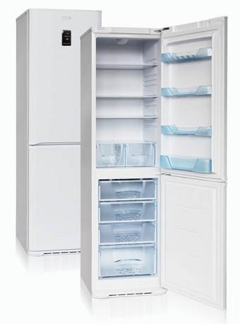 Холодильник двухкамерный БИРЮСА- 149D с дисплеем (2070*600*625 мм) белый