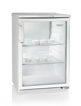 Холодильная витрина БИРЮСА-152Е (850*570*625 мм) белый