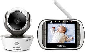 """Видеоняня с поддержкой Wifi  Motorola MBP853 Connect с диагональю экрана 3,5"""""""
