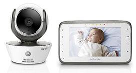 Видеоняня с поддержкой Wifi Motorola MBP854 Connect