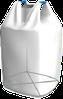 Биг-бэг полипропиленовый (одно-двух-четырехстропный) верхний люк, плоское дно