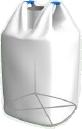 Биг-бэг полипропиленовый (одно-двух-четырехстропный) верхний люк плоское дно