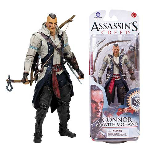 """Assassin's Creed Фигурка Коннор """"Могавк"""""""