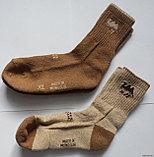 Монгольские носки из верблюжьей шерсти., фото 2