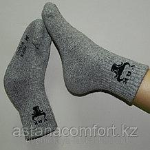 Носки из шерсти яка. Монголия.