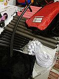 Батут с защитной сеткой диаметр 140 см, фото 6