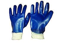 Перчатки хб МБС полный облив,  Рабочие спец перчатки оптом, Перчатки хб оптом, фото 1