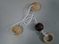 Головоломка Mini string puzzle Hemi-spheres, Eurika, фото 1