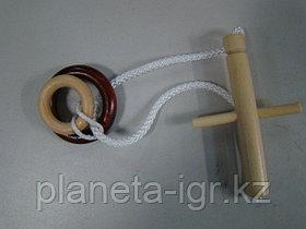 Головоломка Mini string puzzle Jumper, Eurika