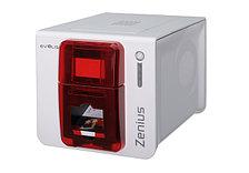 Принтер для печати пластиковых карт Evolis Zenius серии Expert (Ethernet) ZN1H0000RS