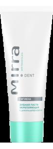 MIRRA Зубная паста укрепляющая с дикальцийфосфатом