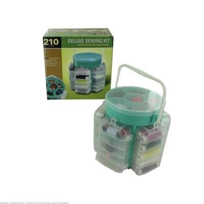 Набор для шитья  Sewing kit storage caddy