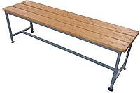 Скамейки для раздевалок и гардеробов учереждений