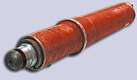 Гидроцилиндр вывешивания опор Ц22А.000 для КС-3577, КС-3574. КС-35714. Опора вывешивания крана. Лапа крана., фото 1