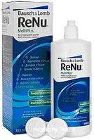 Раствор для контактных линз Renu,240 мл