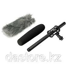 GreenBean GB-PVM10S микрофон пушка с ветрозащитой
