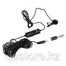 GreenBean GB-VM02D микрофон петличка для фото-аппарата и смартфона