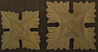 Декоративный элемент квадратный цветок (60*60) F - 91(a)., фото 1