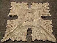 Декоративный элемент квадратный цветок (80*80 ) F - 92., фото 1