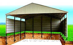 Всесезонное устройство фундаментов зданий, домов, бань, заборов из фундаментных винтовых свай d 89 мм