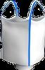 Биг-бэг полипропиленовый одно-двух-четырехстропный (ленточный) открытый верх нижний люк
