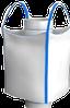 Биг-бэг полипропиленовый одностропный  (ленточный) верхний люк нижний люк