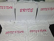 Надпись, лого на футболки
