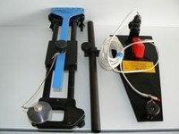 Люфтомер универсальный для проверки суммарного люфта рулевого управления К-524М