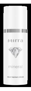 Крем для лица MIRRA Ночной восстанавливающий крем