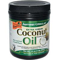 Кокосовое масло первого отжима. Нерафинированное 473  мл.