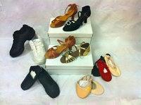 Одежда и обувь (туфли)  для танцев