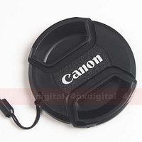 Крышка объектива Canon 58 mm, фото 1