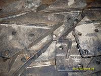 Боковой нож 63Е1-3533/63Е1-3533 левый/правый ковша на HYUNDAI (хундай)
