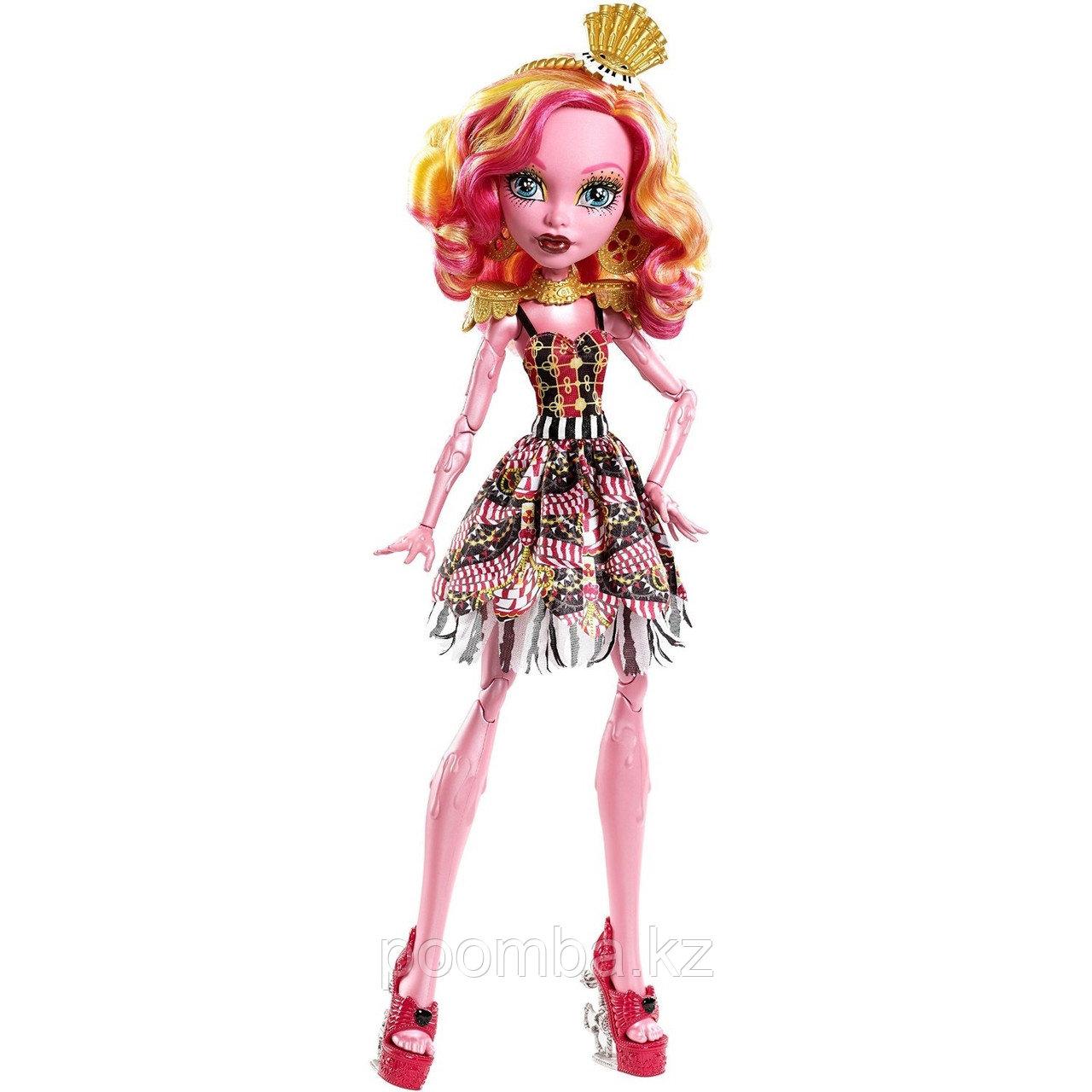 Кукла Монстр Хай Гулиоп Джеллингтон, Monster High Freak du Chic - Gooliope Jellington
