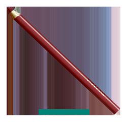 MIRRA Карандаш для губ - Красная яшма (дерево)