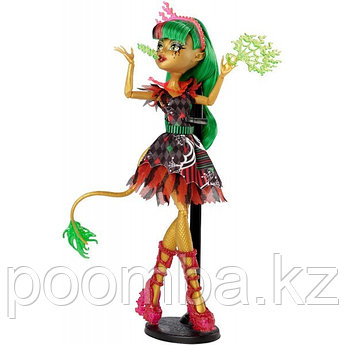 Кукла Монстр Хай Джинафайр Лонг, Monster High Freak du Chic - Jinafire Long