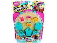 Shopkins (3 сезон) 5 игрушек в упаковке, фото 1