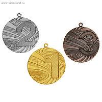 Медаль призовая диаметр 4,5 см. 1, 2, 3 место, фото 1