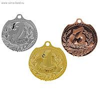 Медаль призовая диаметр 6 см. 1, 2, 3 место, фото 1