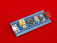 STM32F103C8T6 Отладочная плата (23х54 мм)