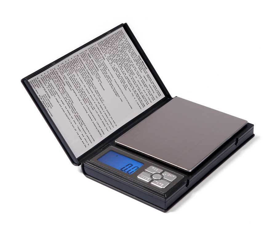 Карманные весы Notebook Series